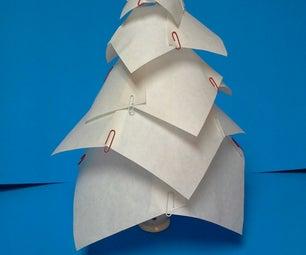 Christmas Tree Smores Secret Cooker