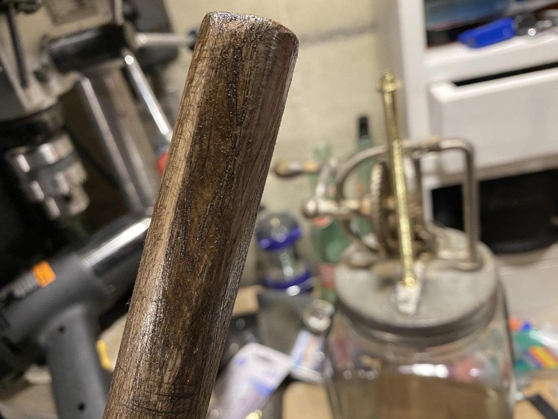 Fake Wood (or Metal)