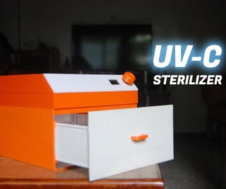 UV-C灭菌器
