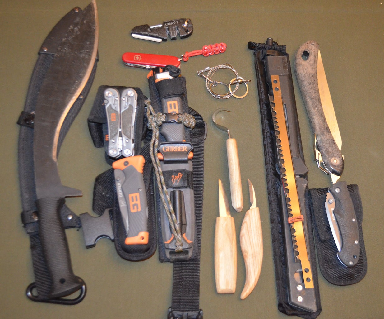 Knives and Cutting (my Favorite)