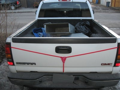 T-Bar for the Car