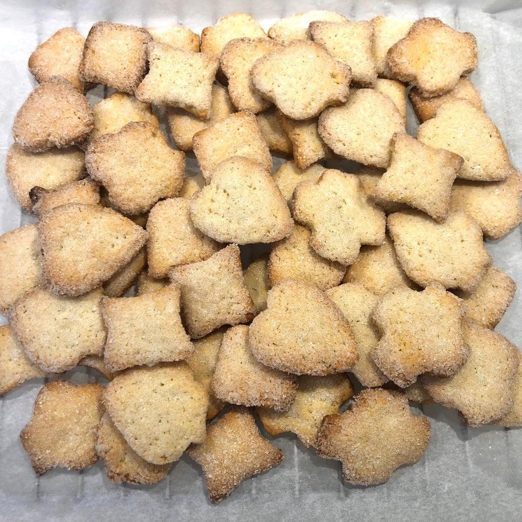 Sugar Butter Cookies That Kids Love