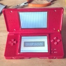 how to fix a broken ds lite