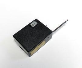 闪电探测器和计数器