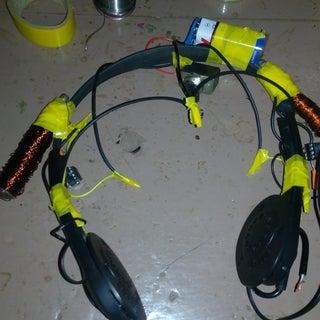 Listen to Electromagnetic Fields