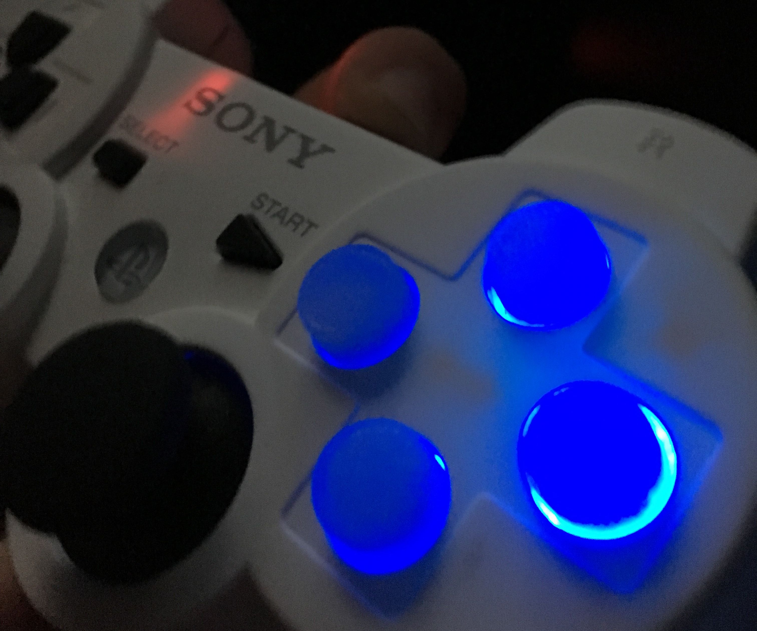 PS3/4 Controller LED Mod