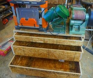 Build a Workshop Cabinet