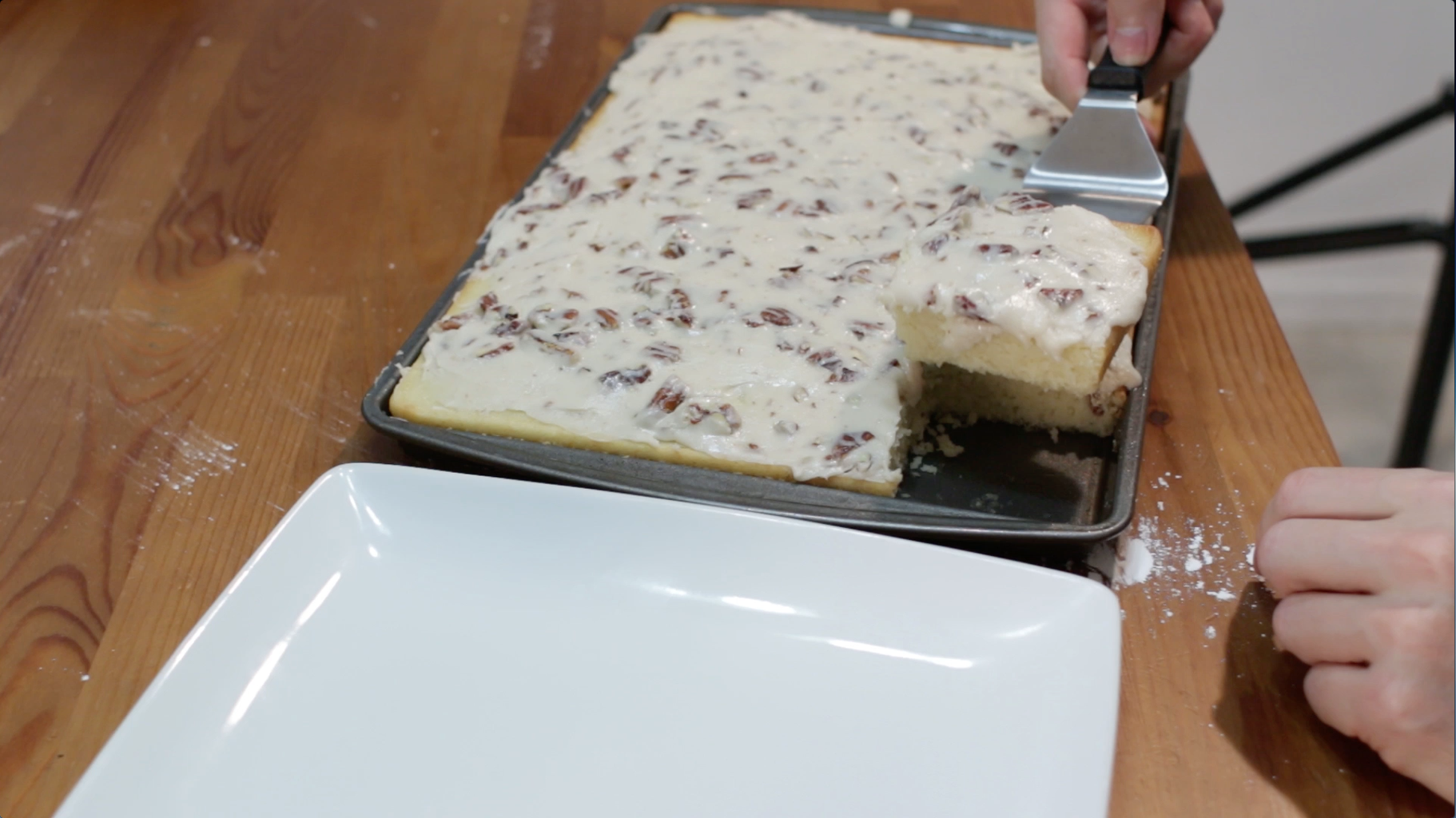 Frost That Cake and Serve It Up!