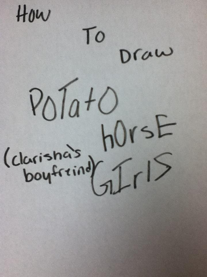 Potato Horse Girls The Boyfriend