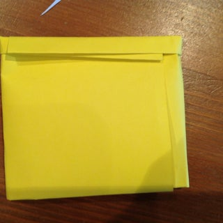 How to Make a Closed Paper Pouch