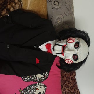 Remote Controlled Billy From Saw