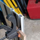 Quick Clamp for Track Saw