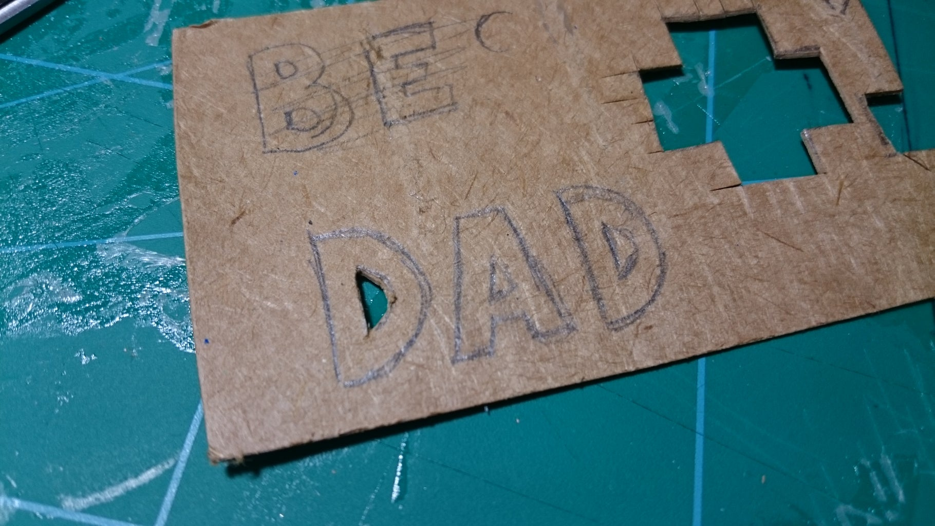 Father's Day Tag