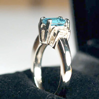 DIY Diamond Ring