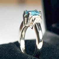 DIY Diamond Ring