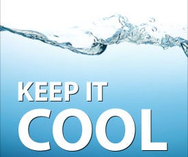 The Weekly Challenge: Keep It Cool!