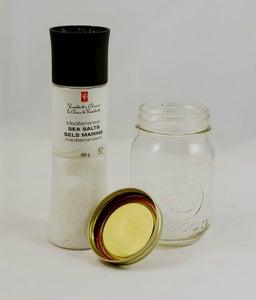 How to De-stink Glass Jars