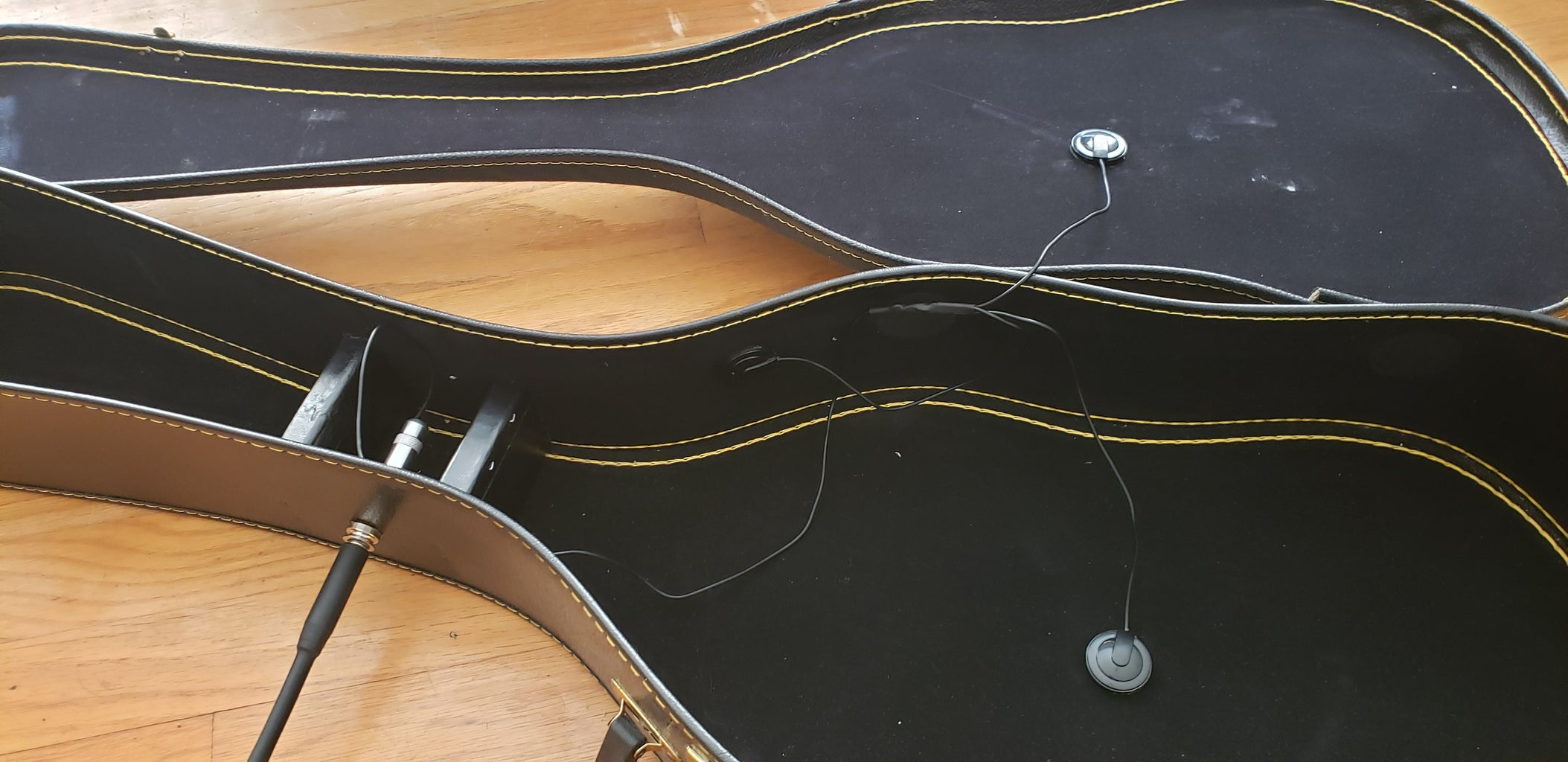 Place Pickups for the Best Sound