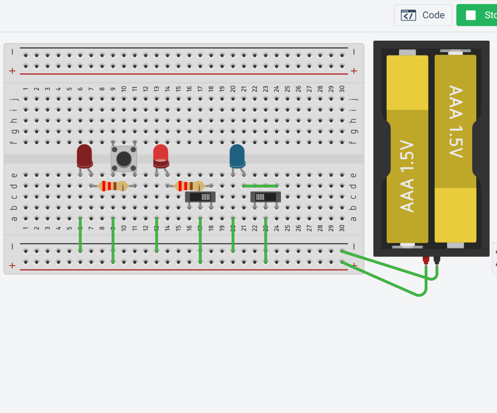 Simulate Virtual Circuits