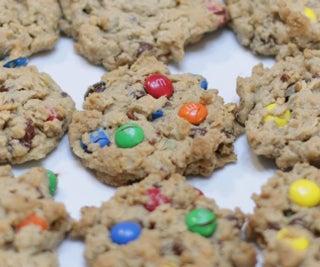 简单的怪物饼干
