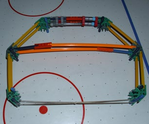 Awesome Knex Bow