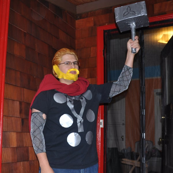 Poor Man's Thor