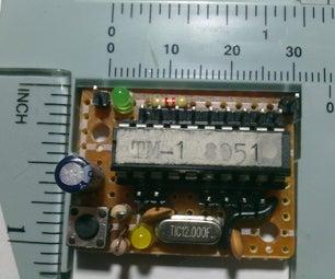 Mini IC for Atmel2051 Module