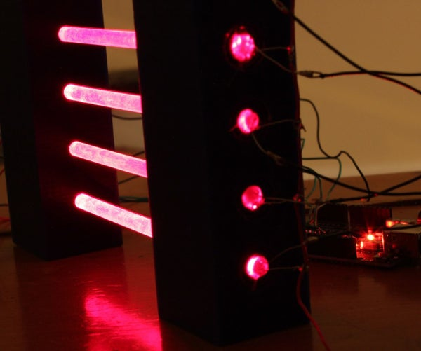 Laser Communication Device (Arduino Project)