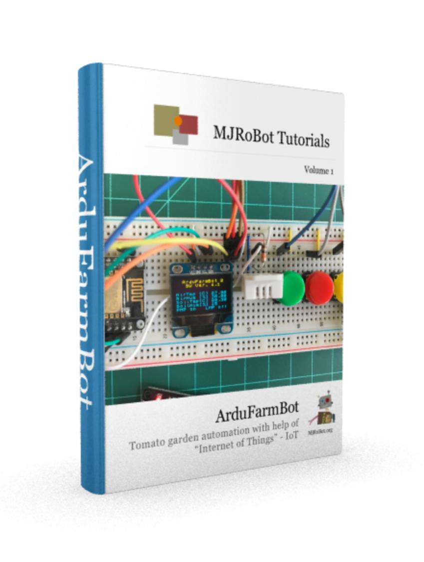 ArduFarmBot, the Book!