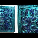How to Make Embossed Painting|Metal Art