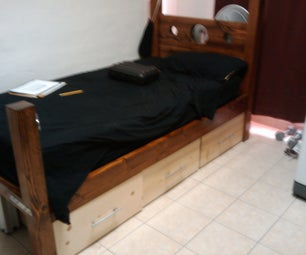 Stock Bed