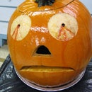 The weeping pumpkin