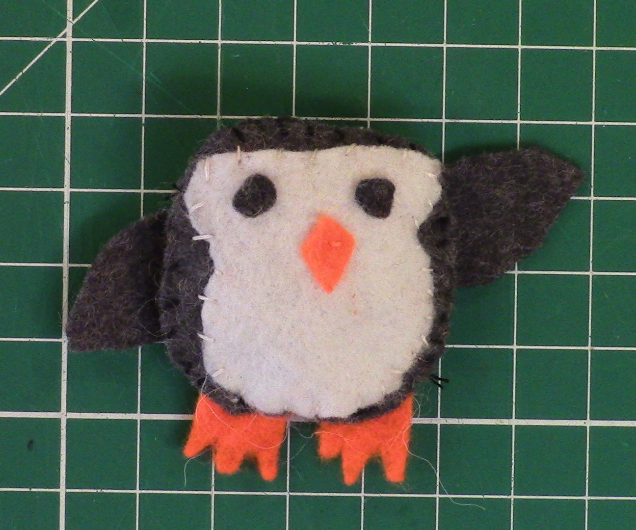 Sew Your Own Animal Plushy