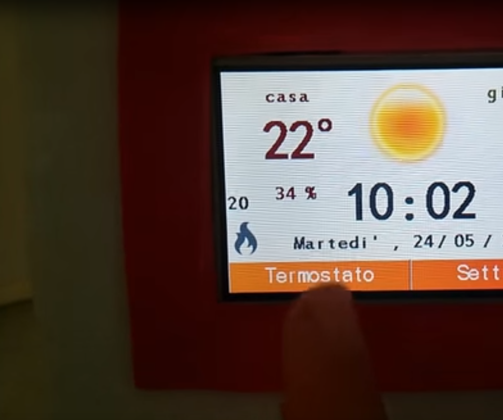Cool, Myself Design an IoT Thermostat With Forecast and Outdoor System