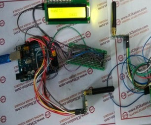 The Wireless Single Point Calling System With Arduino
