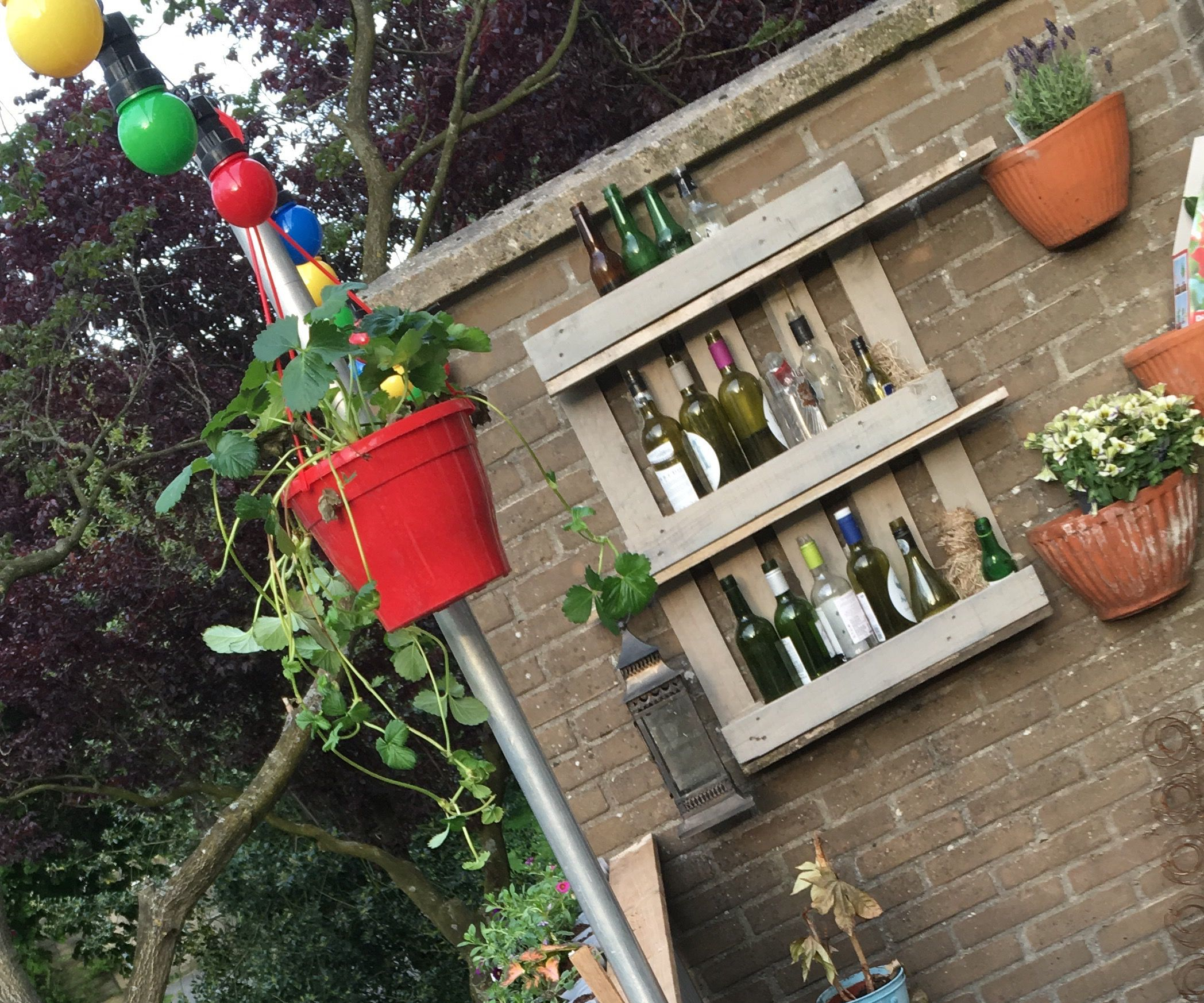 Recycle Upgrade of a Balcony