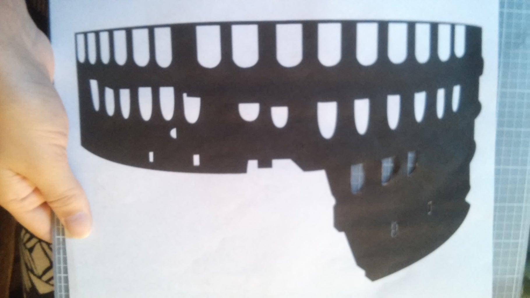 Cut Out the Stencil