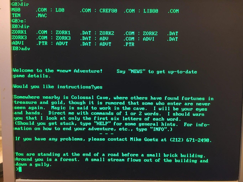 Retro CP/M Stand Alone Emulator