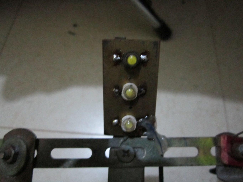 LED Light Making
