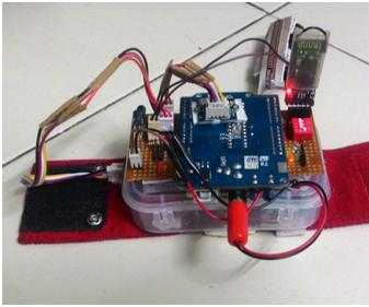 Gesture Based Home Automation Using Intel Edison(Intel IoT))