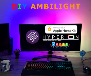 DIY Smart Home PC Ambilight