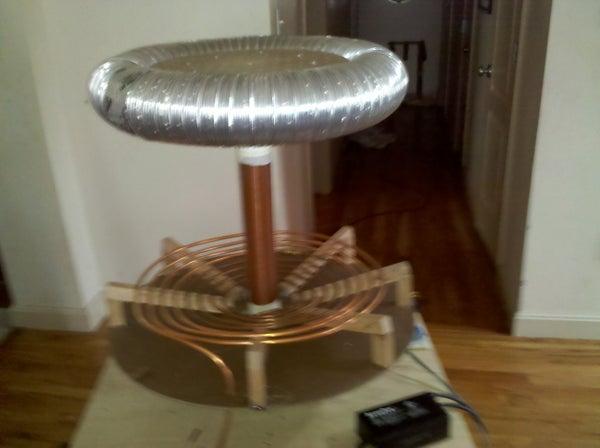 My Tesla Coil