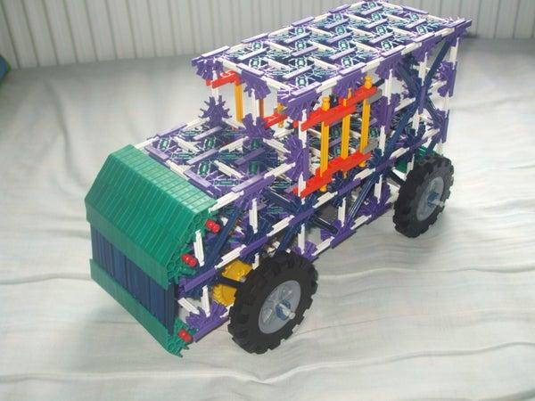 KNEX 4WD TRUCK