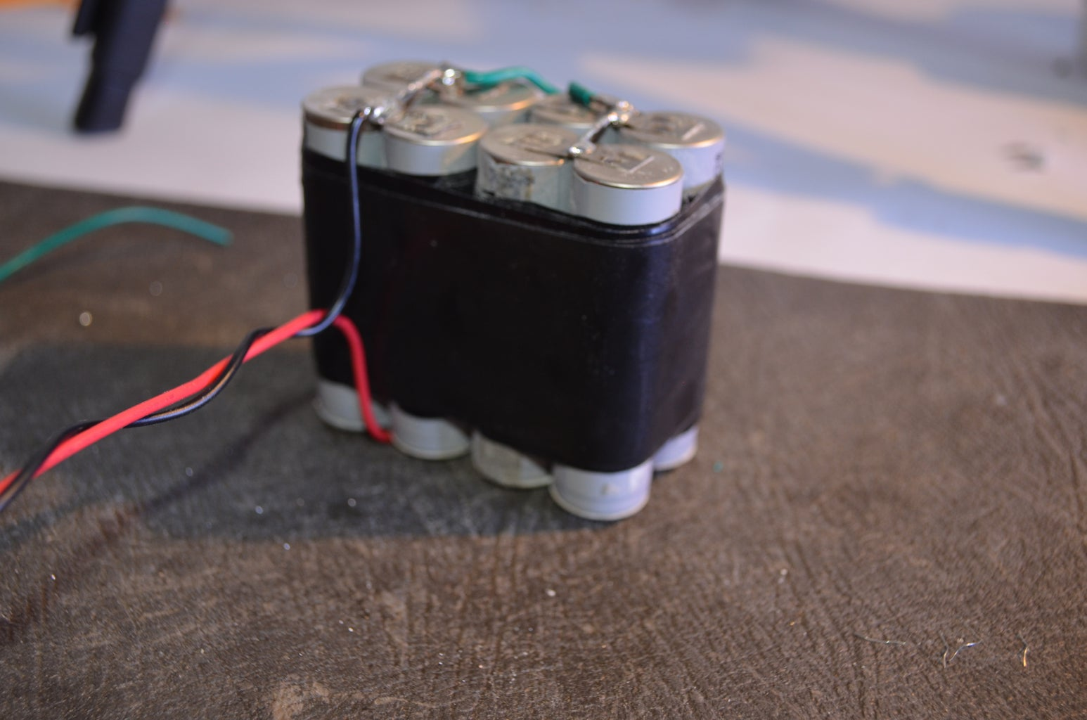 Building the Battery Pack