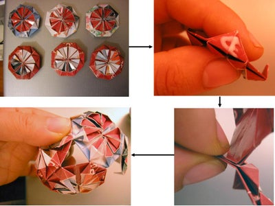 Making the Ball Paper