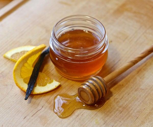 Easy Infused Honey