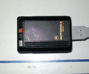 RETRO USB Thumb Drive in a Pager