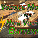 Voltage Monitor for High Voltage Batteries