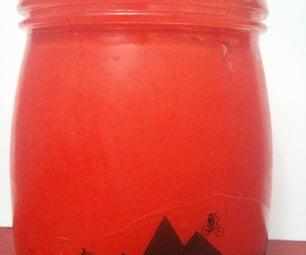 Sun Jar (with a Twist)