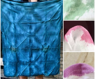 All-Natural Cabbage Dye